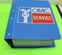 USED LIKE NEW Evinrude 1999 EE Service Manuals 787021 787022 787023 787024 78702