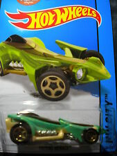 Hot Wheels Preying Menace Green  New MOMC