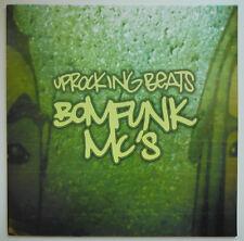 "12"" FI**BOMFUNK MC'S - UPROCKING BEATS (EPIDROME '98)***16798"