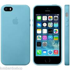 Apple - Mf044zm/a iPhone 5s Custodia Blu