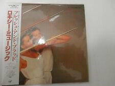 Roxy Music-Flesh And Blood Japan Import Mini LP W/OBI Out Of Print Near Mint