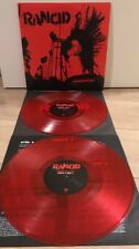 RANCID INDESTRUCTIBLE 2XLP COLOR RED NOFX GREEN DAY PENNYWISE DROPKICK MURPHYS