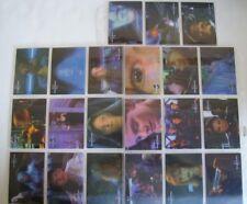 Rittenhouse Babylon 5 Women of Babylon 5 In Motion Trading Card Set W1-W21