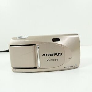 Olympus i Zoom 75 All Weather Point & Shoot APS Film Camera