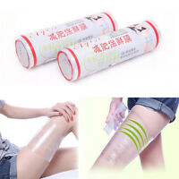 Osmotic Plastic Body Wrap Paper Cellulite Waist Burning Osmotica 1Roll New