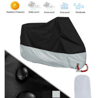 M L XL SIZE Motorcycle Bike Cover Outdoor Anti Rain Weather Resistant Protector
