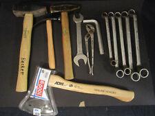 Hochwertiges Werkzeug 12-tlg Lot Peddinghaus/Gedore/Heyco/Everest