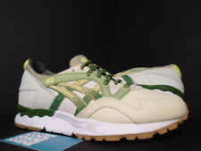 2016 ASICS GEL-LYTE V 5 FEATURE PRICKLY PEAR SAND TAN CACTUS GREEN WHITE NEW 7.5