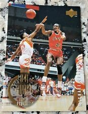 MICHAEL JORDAN Upper Deck 1984 Rookie Years RARE Card Bulls 6x Champion HOF MVP