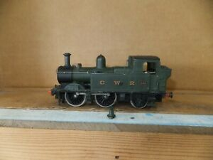 Airfix 14XX 0-4-2 Tank Loco 1466, not boxed, NR for spares or repair