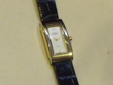 LADIES SKAGEN TWO TONE BLACK LEATHER WATCH BAND MF# 206SSLL ORG. $115