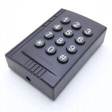 Zutrittskontrolle Code + RFID, 500 Speicherplätze, Einzeln löschbar, K3-3