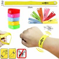 5pcs Non Toxic Anti Mosquito Anti Bug Repellent (Wrist band)