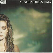 45TOURS 2 TITRES / SANDRA   HIROSHIMA       A6