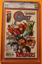 A-NEXT #12 1st full HOPE PYM as Red Queen Revengers ANT-MAN Movie CGC NM 9.4