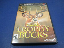 PlayStation 2, Cabela`s Trophy Bucks, Rated T for Teens
