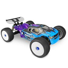 JConcepts Finnisher - RC8T3 | RC8T3e Clear Body - JCO0311