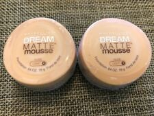 Maybelline Dream Matte Mousse Foundation Nude Light 4 | 18g X 3 Tubs