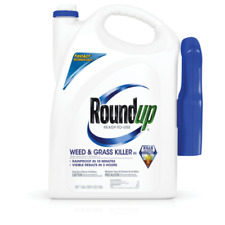 Roundup Ready-To-Use Weed & Grass Killer III, 1 gal., with Trigger Sprayer