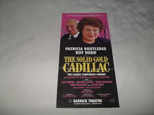 PATRICIA ROUTLEDGE, ROY HUDD - Lovely colour tour flyer (Keeping Up Appearances)