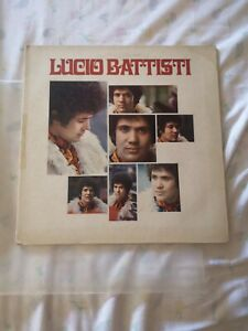 Lucio battisti lp