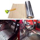 """394mil 11sqft Car Floor Roof Door Heat Sound Deadener Insulation Mat 40""""x40"""""""