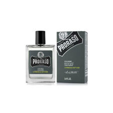 New Proraso Cologne 100ml Natural Spray After Shave Fragrance Cypress & Vetyver
