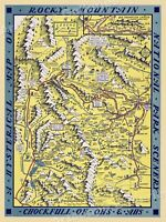 """Turkey"""" Vintage Style City View Map 12x28 1490s """"Constantinople"""