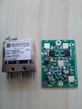 Ducommun 12v latching Relay And Driver