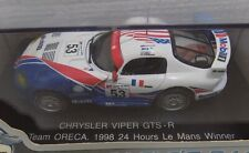 Eagle's Race 1:43rd Scale #53 Dodge Viper GTS-R 1998 24 Hours Le Mans Winner
