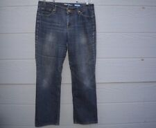 STYLE & CO PETITE JEANS WOMEN SIZE 8-P PRE-OWNED. STRAIGHT LEG
