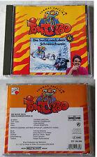 Thomas Brezina: Tom Turbo (9) Suche nach dem Schneeschwein .. Rare CD
