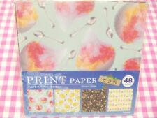 KYOWA / Shaved Ice 4 Design Print Paper / Made in Japan Stationery
