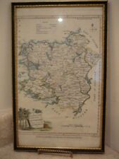 Карта графства