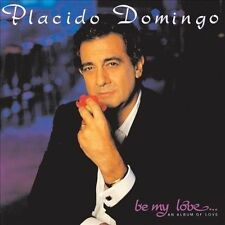 Placido Domingo : Be My Love (CD, 1990, EMI Records) Very Good!