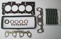 HEAD GASKET SET BOLTS 206 207 307 1007 PARTNER QUBO 1.4 8V MPi TU3JP PEUGEOT