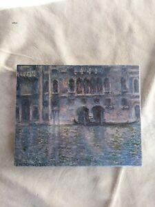 Springbok 1971 Puzzle Sealed Deadstock Claude Monet Art 450 pieces Unopened !