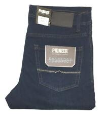 Pioneer Rando W 31 L 32 Blue Black Herren Stretch Jeans Hose 2.Wahl 1680 9861.14