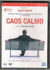 dvd CAOS CALMO Nanni MORETTI Valeria GOLINO Isabella FERRARI Alessandro GASSMAN