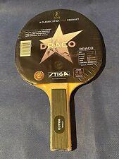 Stiga 65 Draco Table Tennis Ping Pong Paddle New
