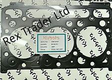 Kubota joint D1703, 3D87 feuille de métal moteur 3 cylindre 87mm alésage