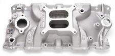 Edelbrock 2701 SBC Performer EPS Manifold Dual Plane Intake Manifold