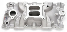 Edelbrock 2701 Small Block Chevy Performance EPS Intake Manifold IMCA Legal