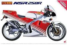 Aoshima 1:12 Honda NSR250R Standard Motorcycle 1988 - Plastic Model Kit #50064
