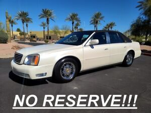 2003 Cadillac DeVille NO RESERVE 5 DAY AS IS SALE-VINTAGE EDITION-47k Mi
