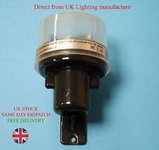Preslite cpck Fotocélula automático Anochecer Amanecer Nema Zócalo Interruptor Sensor 230-240V