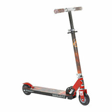 Dynacraft Folding Scooter - Jurassic World, Red, T-Rex, For Ages 5 and up