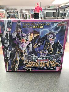 Power Rangers Mystic Force DX WOLF KING Megazord WOLKAISER BANDAI