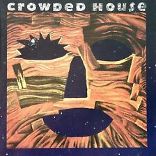 CROWDED HOUSE - WOODFACE - OZ CAPITOL LABEL ROCK CD