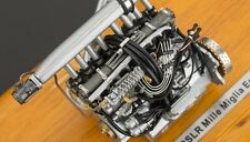 Mercedes-Benz 300 SLR Engine Diecast Model in 1:18 Scale CMC M-120